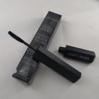 Famoso New doppia testa trucco di marca Occhi Mascara migliori ciglia mascara impermeabile trasporto libero nero