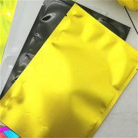 Bolsas de empaque de alimentos Resellable Bolsas de aluminio Máscara de aluminio Polvo Cosmético Vacío bolsa Ecomido Embalaje Embalaje Bolsa Color Nueva Llegada 0 1bd F2