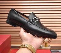 Zapatos de vestir formal de alta calidad para diseñadores suaves hombres zapatos de cuero genuino negro puntiagudo para hombre dedo para hombre Oxfords Zapatos casuales