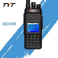 TYT TYT MD398 DMR Talkie Digital Walkie Talkie imperméable IP67 Deux voies radio haute puissance 10w Ham radio transpercepiver1
