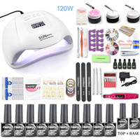 Manicure Set Nail Kit With Manicure Machine Gel Nail Polish ...