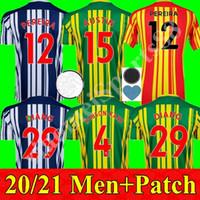 20 21 Albion Fussball Jerseys 2020 2021 Diang austin brunt Pereira Robson-Kanu Custom West Brom Erwachsener Home Away 3rd Football Shirt