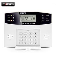 Futers DP500 GSM Alarm System Built-in 110dB Alarme Alarme Siren Sem Fio Home Security Sistema Buglar Sistema Suporte Voice Prompt1