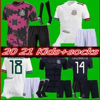 KITE KIT + SACK 2020 MEXYO Koszulki piłkarskie 20 21 H.LOZANO DOS SANTOS Chicharito Drużyna Narodowa Boy Sports Piłka nożna Koszulki