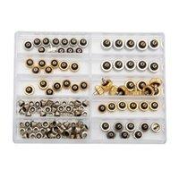 أفضل ترويج العلامة التجارية الجديدة 60PCS ولي العهد ووتش للنحاس 5.3mm 6.0MM 7.0mm إصلاح الذهب والفضة اكسسوارات تشكيلة أجزاء