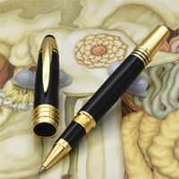 Penna a sfera John F. Kennedy Series Gold clip a rulli penna a sfera con elevata quaglia di cancelleria forniture per ufficio scuola scrittura penna a sfera