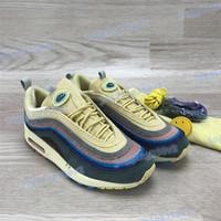 2021 أعلى جودة 1 / 97S الاحذية شون المدربين أحذية رياضية الرجال wotherspoon النساء وسادة جنوب غرب الأزياء الرياضية chaussures مع مربع يورو 36-46