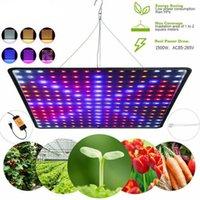 LED تنمو الاضواء 1000W كامل الطيف تنمو في الأماكن المغلقة مصباح، النباتات التي تنمو خيمة الخفيفة Fitolampy فيتو UV IR الأحمر الأزرق 225 LED زهرة البذور
