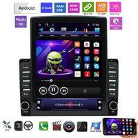 """더블 2 DIN Android 9.1 자동차 스테레오 라디오 9.7 """"HD MP5 자동차 플레이어 GPS Navi DAB OBD2 멀티미디어 플레이어 터치 스크린 MP51"""