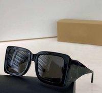 Óculos de sol de grandes dimensões quadrados 4312 lente de lente preta desginer Sunglasse Sonnenbrille mulheres moda óculos de sol com caixa