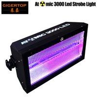 Tiptop New Martin Atomic 3000 LED 스트로브 라이트 228x3W 화이트 LED (스트로브) 64x 0.2W RGB LED (백라이트) DMX 3/4/14 CH