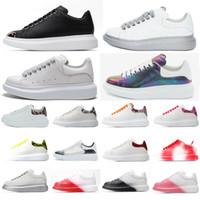 С коробкой высокого качества 2021 дизайнерская мода Espadrille мужская женская платформа Luxurys дизайнеры обувь негабаритные кроссовки обувь Кроссовки