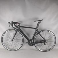 إيرو تصميم كامل الدراجة BB86 ألياف الكربون 700C الطريق دراجة 20 سرعة كاملة الدراجة TT-X2 مع 4700 groupset