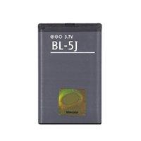 Yüksek Kaliteli Pil BL-4J BL-4U BP-5 M BP-6 M BP-6MT BL-5F BL-5J BL-5K BL-6F BL-6P BL-6Q Nokial Pil Için