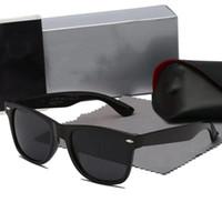 جودة عالية ماركة مصمم أزياء الرجال النظارات الشمسية uv حماية في سبورتر النظارات الشمس مات ليوبارد التدرج uv400 عدسات مربع والحالات