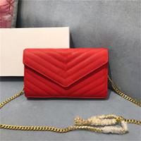 2020 여자 가방 원래 상자 정품 가죽 고품질 여성 메신저 가방 핸드백 지갑