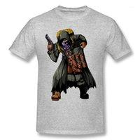T-shirts 2021 Llegada Merchant Sin citas Brazz OFERTAS CAMISETA PARA ADULTOS CAMISETA CREWNECK HUNCIONADO EVAL ZOMBIE JUEGO BIG DE VENTA 100% algodón tshirt1