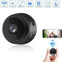 1080 وعاء A9 كاميرا مصغرة wifi العمل اللاسلكي كاميرا الأمن المنزل الذكي P2P مايكرو كاميرا الفيديو مسجل فيديو النائية casa inteligent