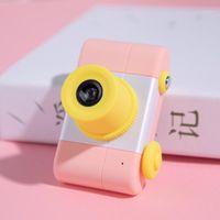 Цифровые камеры D3 мини камера 1,5 дюйма IPS HD экран спереди 1200 Вт объектив PO видеозапись детей милый подарок регулярные тройные стрельба1
