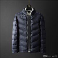 L2 새로운 스타일 남성 캐주얼 자켓 아래로 자켓 망 Mens Moose 야외 따뜻한 남자 겨울 코트 아웃웨어 재킷 파카 캐나다 네클 클 즈 Doudoune 22