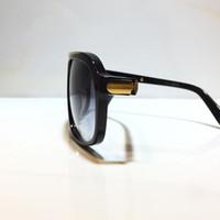 Доказательства миллионера солнцезащитные очки ретро винтажные мужчины женщины классические солнцезащитные очки блестящие золотые летние стиль лазерное позолоченное 0350 поставляется с пакетом