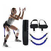 Устойчивые полосы сопротивления RUSTIC Trainser Elastic Fitness Counce Expander набор для баскетбола Волейбол Обучение Ловкости
