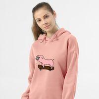 Women's Hoodies & Sweatshirts Hooded Sweatshirt Hoddies For Unisex Comfy 90s Clothes Vintage Style Women Cute Hip Hop Kawaii Hoodie