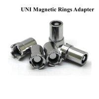 Adaptador de imán de YOCAN ORIGINAL 100% UNI para 650mAh Yocan Uni Box MOD batería 510 Adaptador de hilo Cartuchos de aceite VS VMOD Adapter
