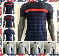 لاعب نسخة 2020 2021 Dembele Jersey Home Away Mbappe 20 21 Grizmann Soccer Jerseys Pogba Football Shirts Pavard Kante