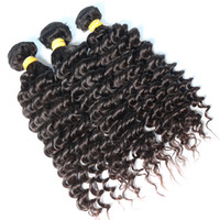 Human Hair Bundles Unprocessed Brazilian Malaysian Indian Pe...