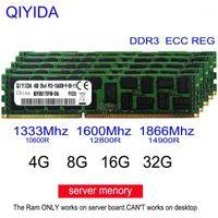 DDR3 4GB 8GB 16GB 4G 8G 16G DDR3 10600R 12800R 14900R ECC REG 1600MHZ 18666MHz 1333MHz PC RAM servidor suportar x58 x79 x991