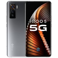 "Original vivo iqoo 5 5g Handy 12 GB RAM 128 GB 256GB ROM Snapdragon 865 Octa Core Android 6.56 ""50MP NFC Face ID Fingerprint Handy"