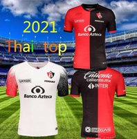 Liga mx 2020 camisas de futebol 2021 Atlas FC em casa de distância 20 21 L.Reyes I.Jeraldino Acosta I. Renato J. Angulo FUTEBOL CAMISAS TAILÂNDIA MAILLOTS