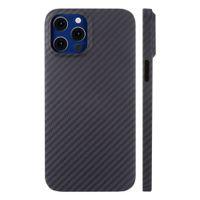 Caja del teléfono de aramida Fibra, para Iphone 12 Pro Max 12 Pro 12 Mini fibra del carbón del