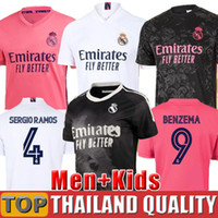 Fans Player version 20 21 Real Madrid soccer jerseys HAZARD ...