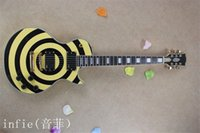Envío gratis 2020 New Zakk Wylde Bullseye EMG negro Pastillas activas con batería de 9V Guitarra eléctrica