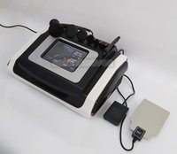 Profissional Coreia Monopolar RF Rádio Frequência Rejuvenescimento de Pele Levantando Remoção de Remoção Anti-Envelhecimento Com Controle de Interruptor de Pé
