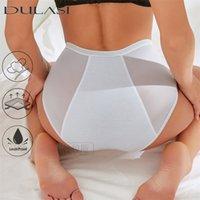 Dünne dünne dünnste frauen höschen soild farbe menstrubationsschießen sexy atmungsaktive stückunterwäsche auslaufsicher menstrubierhose 2020 lj201225