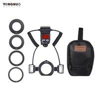 YONGNUO YN24EX E-TTL Makro Flaş Speedlite 5600K EOS 1DX 5D3 6D 7D 70D 80D Kameralar Speedlite