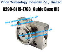 A290-8119-Z763 EDM Die Guide Base 0ie for Fanuc ID، IE، CIA، C400IA، C600IA Series Machines. Fanuc EDM ارتداء أجزاء A2908119Z763، A290.8119.Z763