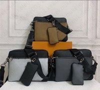 2021 럭셔리 휴대용 어깨 가방 여성 패션 브랜드 디자이너의 겨드랑 메신저 가방