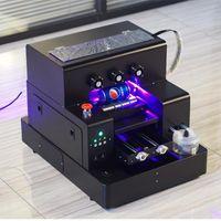 A4 آلة الطباعة متعددة الوظائف طابعة UV