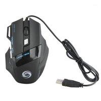 MICE CENTECHIA Проводная мышь 2400DPI игровой оптический USB компьютерный кабель высокое качество для компьютера ПК1