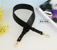 Alta calidad DIY de las mujeres bolso de cuero genuino de la correa 90 * 4 CM bolsa de accesorios de lujo para el bolso de Crossbody de la brida de sustitución bolsas de hombro del cinturón