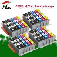 Per Canon 470 471 PGI-470 CLI-471 Cartuccia d'inchiostro compatibile per Canon Pixma MG6840 MG5740 mg 6840 mg 5740 TS5040 TS6040 Printer1