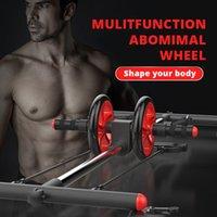 متعددة الوظائف المنزلية المنزلية ups بطني العضلات عجلة دفع ups آلة التجديف الرياضة التدريب معدات اللياقة البدنية رياضة Q1225