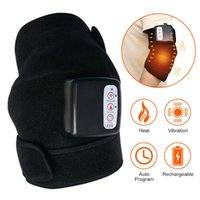 Knee Joint Physiotherapy Massager Quick Effect Electric Heat...