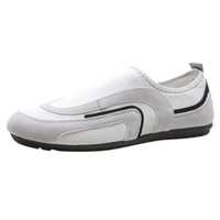 Kancoold Hommes Vulcaniser Chaussures Casual Flock Slock-On Automne Plate-forme Hommes Chaussures Confortable Légère Grande taille Hommes Shoip 71223