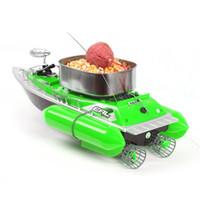 EET T10 RC Barco de pesca inteligente inalámbrico de la pesca eléctrica Bait Control remoto RC Boat Fish Barco de búsqueda Regalos para niños