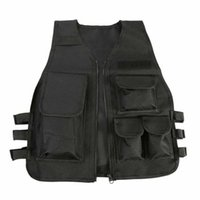 4 Colors For Children Nylon CS Game Molle Body Vest